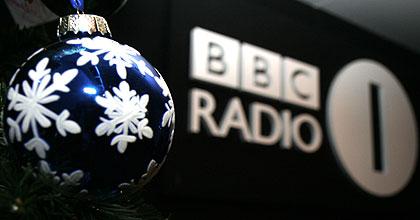 Radio 1's Christmas Schedule 2010