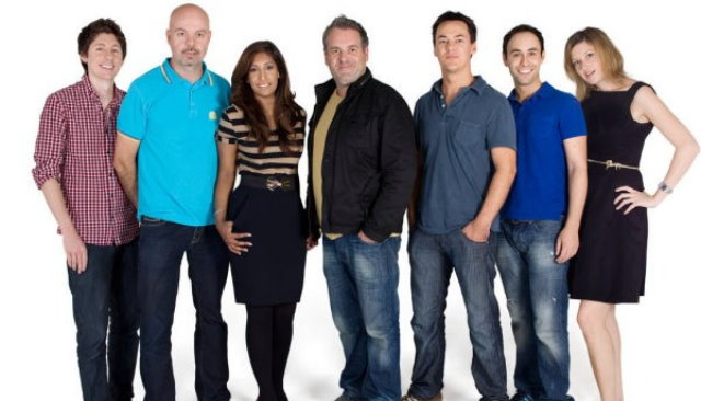 Which Moyles team member will remain on breakfast?