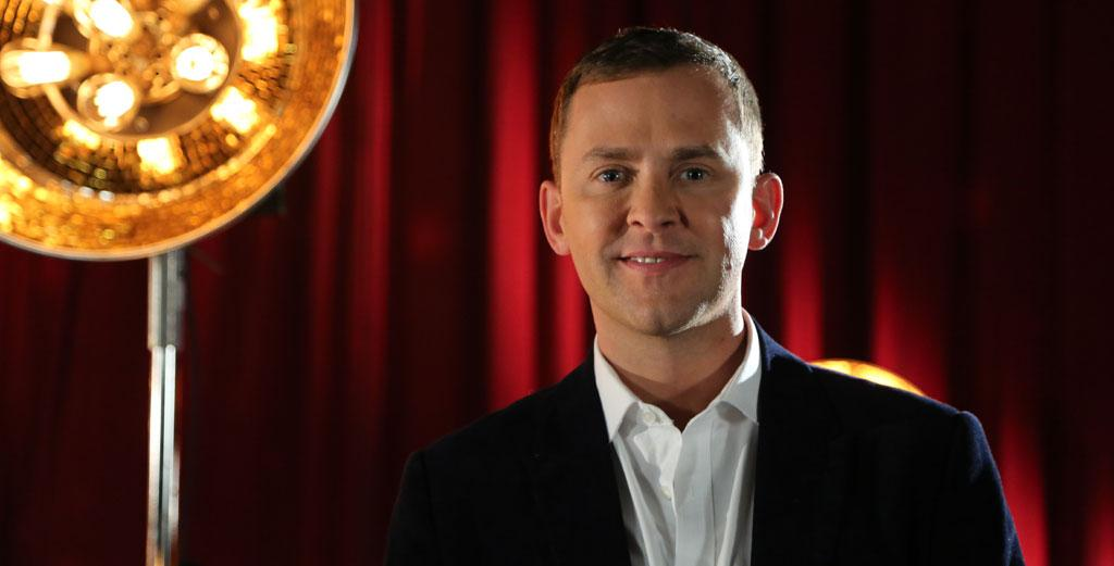 Scott takes over presenting Strictly podcast