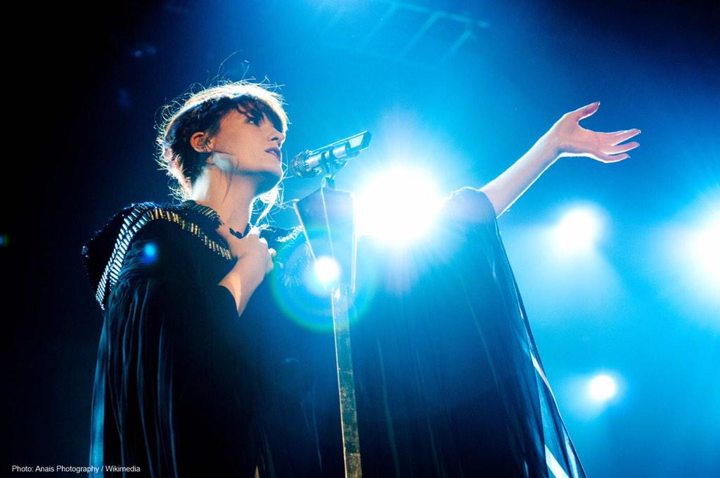 Florence and the Machine on the bill for the Big Weekend