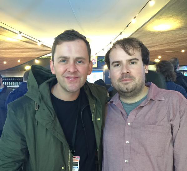 Unofficial Mills at Radio 1's Big Weekend 2015